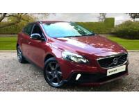 2015 Volvo V40 D2 Cross Country Lux With Rear Manual Diesel Hatchback