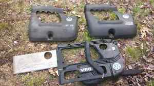 Couvert moteur VR6 12 valves Volkswagen 2000 et 2.0l