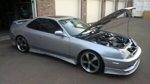 2001 Prelude, Supercharged by Jackson Racing with VTEC