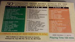 Irish Music cassettes London Ontario image 2