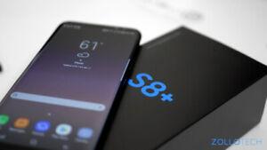 Samsung Galaxy S8 Plus, Seulement  529$