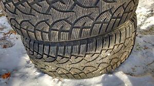 4x205-55-16 General Tires Ultramax Artic Winters