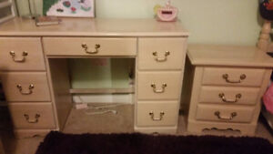 Youths Maple bedroom set