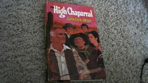 Vintage 1969 THE HIGH CHAPARRAL