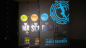 The Maze Runner trilogy