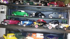 Cast iron model cars
