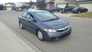 2009 honda civic Hybrid very low km