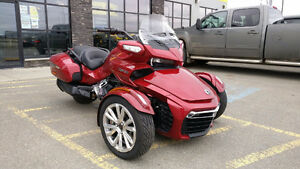 2016 Can-Am Spyder F3 Limited  >>>DEMO<<<