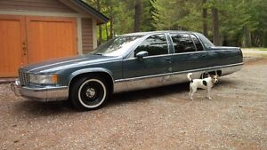1994 Cadillac Fleetwood Brougham - Beautiful Car! LT1 V8 powered