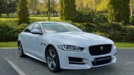 image for Jaguar XE 2.0 (250) R-Sport Auto Saloon Petrol Automatic