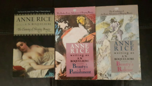 Anne Rice - complete Beauty series