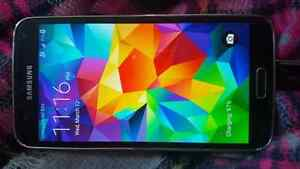 Samsung Galaxy  S5 with bell