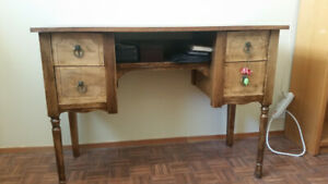 Unique Vintage Desk