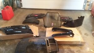 Polaris Indy 500 body parts lot