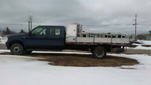 2002 Ford F-450 work truck