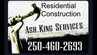 ASHKING services Roofing
