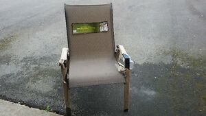 PATIO CHAIRS EXTRA WIDE NEW
