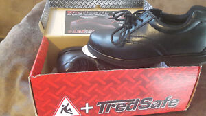 Tred Safe slip resistant shoes