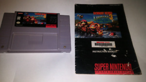 Donkey kong country 3 dixie kongs double trouble