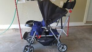 Joovy Caboose Stand and Ride Stroller