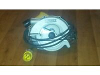 dewalt circcular saw 110volt £45.00 no offers