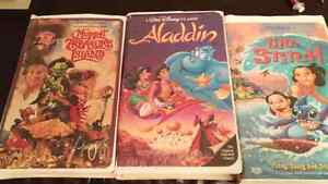 VCR movies