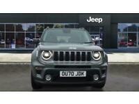 2020 Jeep Renegade 1.3 Turbo 4xe PHEV 190 Limited 5dr Auto Hatchback Hatchback P