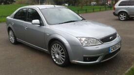 2005 FORD MONDEO 2.2 TDCI 155 BHP ST 18 INCH ALLOYS NEW CLUTCH TOW BAR PX SWAPS