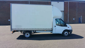 60 Plate Ford Transit 350 ECF 140PS 13FT Luton