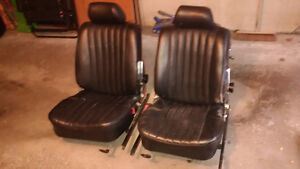Mercedes SL r107 SEATS ONLY