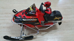 RC Snowmobile ---one of a kind!!