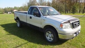 2004 Ford F-150 gris Camionnette