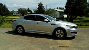 2012 Kia Optima Ex Premium