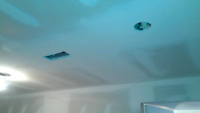 DRYWALL TAPING/FINISHING TOUCHES