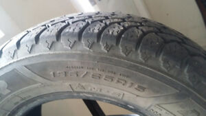 195/65R15 winter tires
