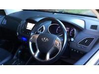 2013 Hyundai IX35 2.0 CRDi Premium 5dr Automatic Diesel Estate