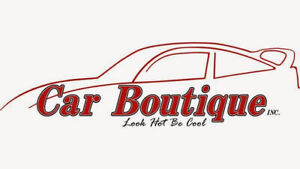 ★★★Car Boutique Inc.★★★  Window Tinting & Accessories