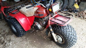 200cc Honda Trike Electric Start, High/low range