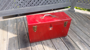 Tool box 4 compartment