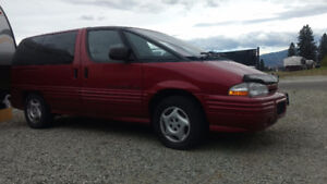 1996 Pontiac Trans Sport Other