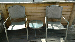 Loved Patio Furniture needs a new home