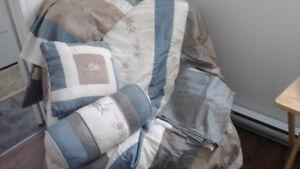 Comforter set - double