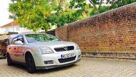 Vauxhall Vecrta C SALOON