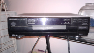 Compact disc player Kenwood