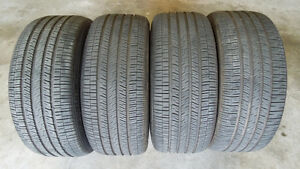 205/65R15 Set of 4 Continental Used Free Inst.&Bal.75%Tread Left