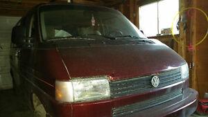 1992 Volkswagen Eurovan