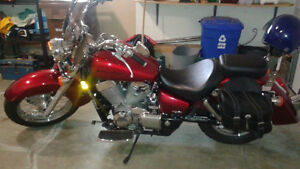Honda motorcycle for sale in great shape