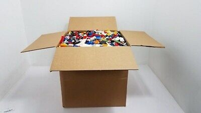 Lego Toy Lot Bulk 5 Lbs Mixed Building Bricks Blocks Parts Pieces {WASHED}