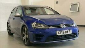 image for 2015 Volkswagen Golf 2.0 TSI R 5dr DSG Auto Hatchback petrol Automatic