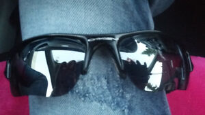 (quick sale price) 2 pairs of oakley sunglasses sold for cheap
